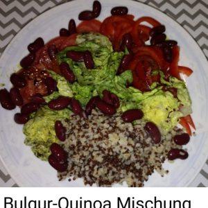 BulgurQuinoa