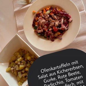 OfenkartoffelnSalatThunfisch